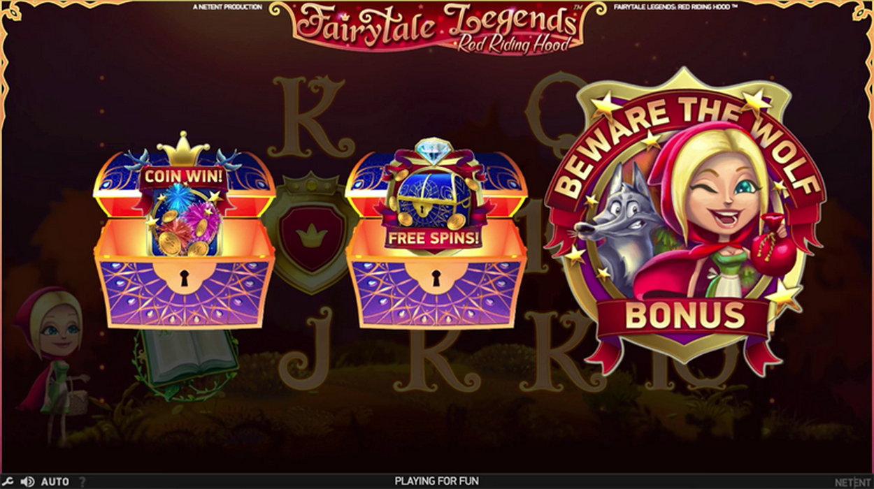 neues online casino red riding hood online